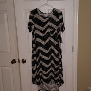 LuLaRoe Large Carly NWT